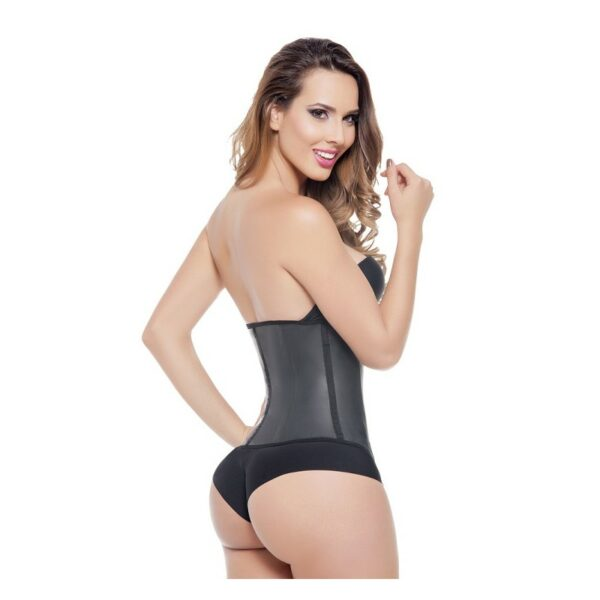 Gaine latex crochets courte <br/>Ref 2025S